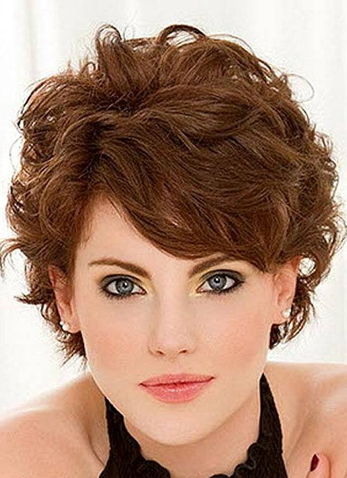 20 Hairstyles For Thick Curly Hair Girls – The Xerxes Intended For Short Haircuts For Thick Curly Hair (View 5 of 20)
