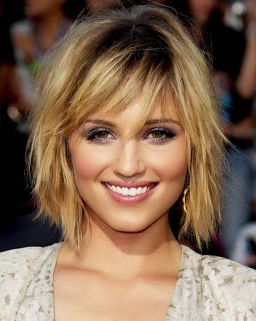 20 Hypnotic Short Hairstyles For Women With Square Faces In Short Haircuts For Square Face (View 3 of 20)