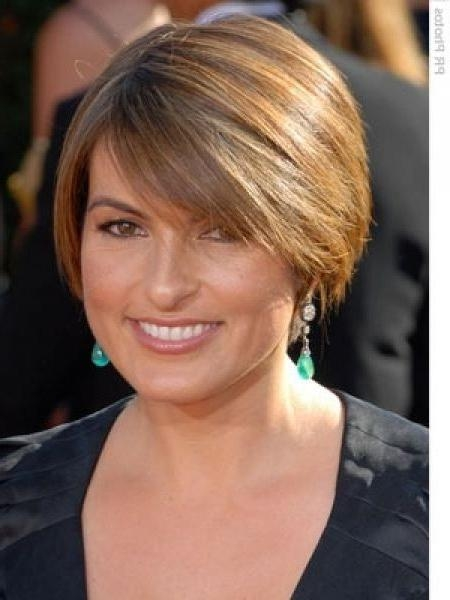 20 Hypnotic Short Hairstyles For Women With Square Faces Regarding Short Hairstyles For A Square Face (View 4 of 20)