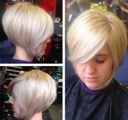 20+ Inverted Bob Haircuts | Short Hairstyles 2016 – 2017 | Most In Inverted Short Haircuts (View 7 of 20)