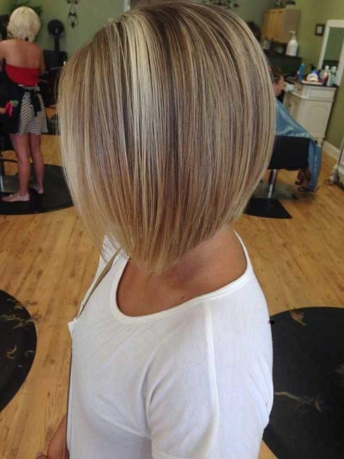 20+ Inverted Bob Haircuts | Short Hairstyles 2016 – 2017 | Most With Regard To Inverted Bob Short Haircuts (View 9 of 20)