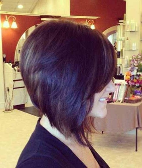 20 Inverted Bob Hairstyles | Short Hairstyles 2016 – 2017 | Most Throughout Inverted Short Haircuts (View 6 of 20)