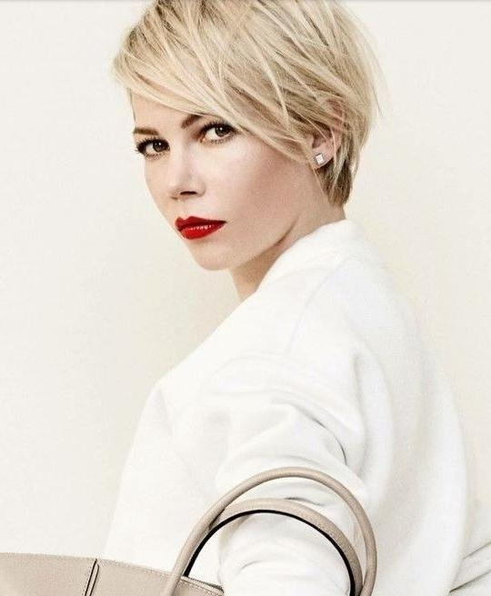 20 Layered Short Hairstyles For Women | Styles Weekly With Regard To Short Hairstyles For Spring (View 1 of 20)