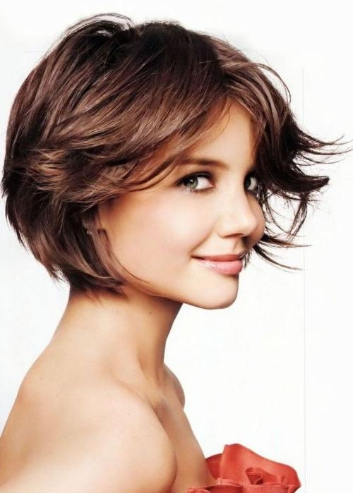 20 Most Popular Hairstyles For Layered Hair – Hairstyle Insider For Short Hairstyles With Feathered Sides (View 7 of 20)