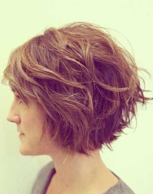 20 Popular Short Haircuts For Thick Hair – Popular Haircuts Regarding Short Haircuts Bobs Thick Hair (View 14 of 20)