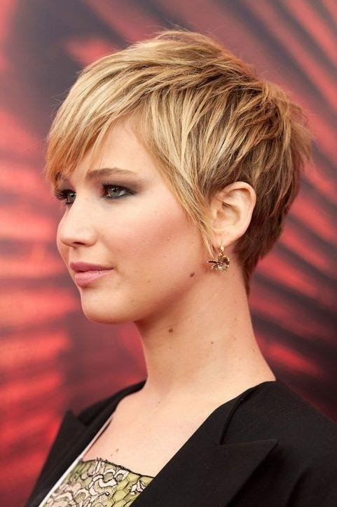 20 Popular Short Haircuts For Thick Hair – Popular Haircuts Throughout Edgy Short Haircuts For Thick Hair (View 4 of 20)