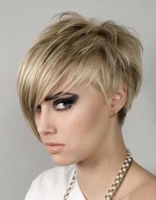 20 Short Cropped Haircut | Short Hairstyles 2016 – 2017 | Most Regarding Cropped Short Hairstyles (View 9 of 20)