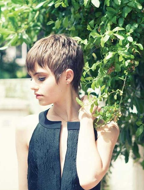 Featured Photo of Cropped Short Hairstyles
