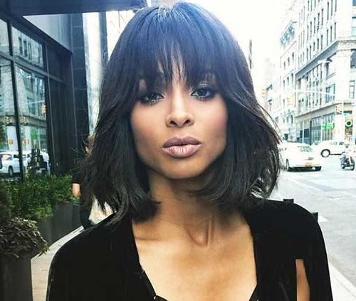 20 Short Hair With Fringe   Short Hairstyles 2016 – 2017   Most Inside Short Hairstyles With Fringe (View 2 of 20)