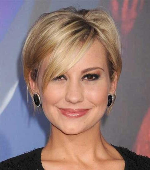 20 Short Haircuts Celebrities | Short Hairstyles 2016 – 2017 With Regard To Short Haircuts For Celebrities (View 2 of 20)