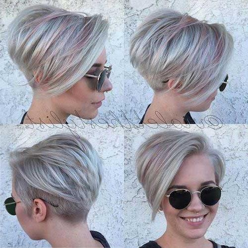20+ Short Haircuts With Highlights | Short Hairstyles 2016 – 2017 With Short Hairstyles And Highlights (View 2 of 20)