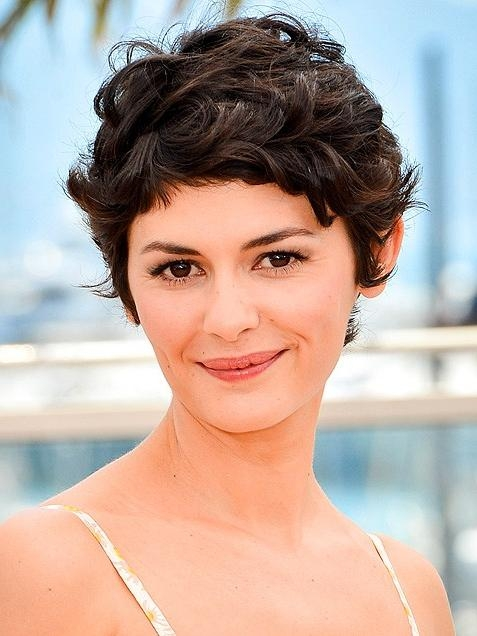 20 Short Hairstyles To Try This Summer Intended For Audrey Tautou Short Haircuts (View 3 of 20)