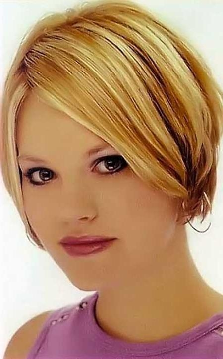 2013 Bob Hair Cut Styles | Short Hairstyles 2016 – 2017 | Most For Short Haircuts Without Bangs (View 2 of 20)