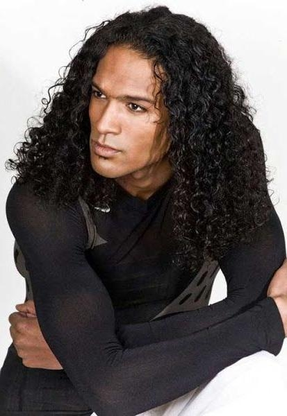 2017 Black People Long Hairstyles Within 55 Best Long Hairstyles For Men Images On Pinterest | Longer Hair (View 1 of 20)