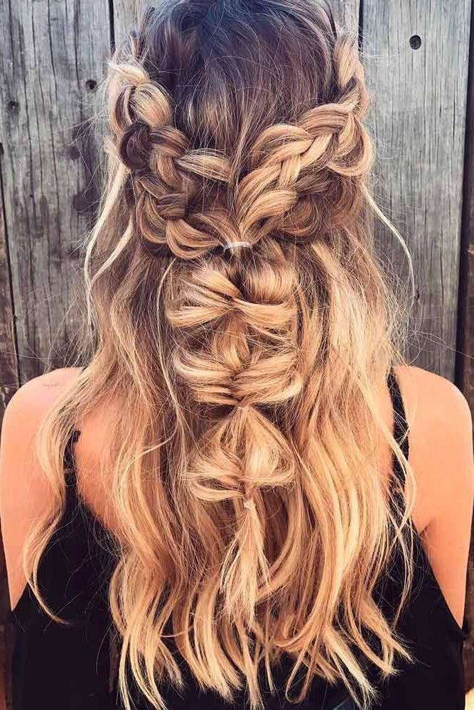 2017 Boho Long Hairstyles With Best 25+ Boho Hairstyles Ideas On Pinterest | Boho Hairstyles For (View 2 of 20)