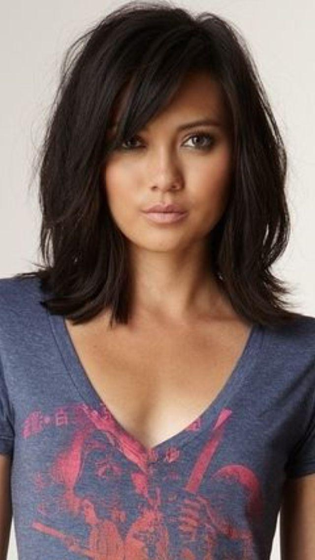 cute medium layered haircuts with bangs 2019 haircuts with bangs and layers 4290 | 2017 cute long haircuts with bangs and layers with regard to 25 trending medium layered haircuts ideas on pinterest medium
