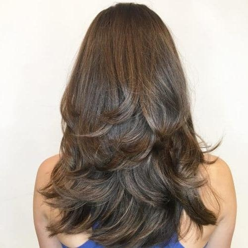 2017 Long Haircuts Layered Regarding 25 Long Layered Haircuts So Hot You'll Want To Try Them All (View 8 of 15)
