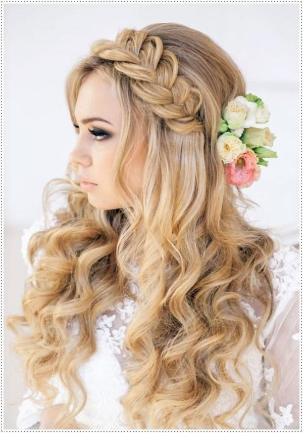 2017 Long Hairstyle For Prom Regarding 2016 Long Hairstyles For Prom   2017 Haircuts, Hairstyles And Hair (View 3 of 20)