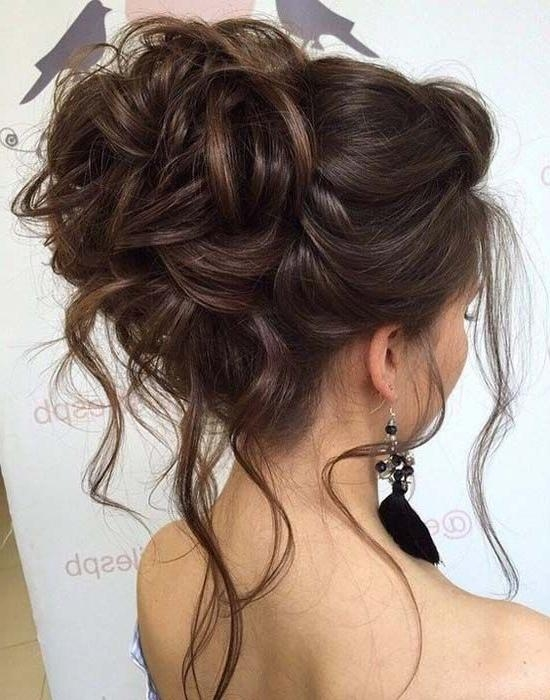 2017 Long Hairstyles For Balls Pertaining To Best 25+ Ball Hairstyles Ideas On Pinterest | Ball Hair, Formal (View 1 of 20)