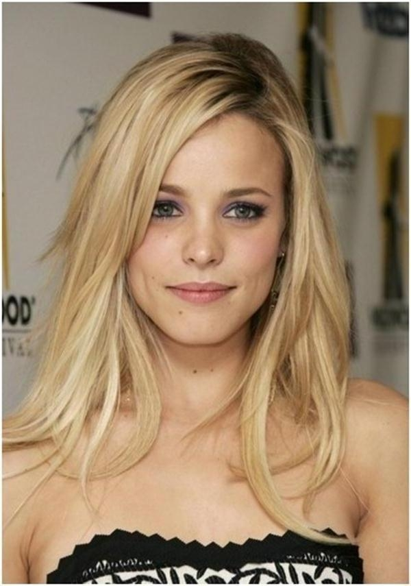 2017 Long Hairstyles For Long Faces And Fine Hair In 15 Ideas Of Long Hairstyles For Oval Faces And Fine Hair (View 1 of 20)