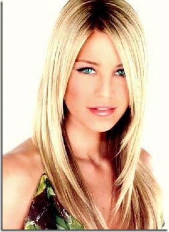 2017 Long Hairstyles For Thin Straight Hair Pertaining To Fine | Long Hairstyles Gallery (View 1 of 20)
