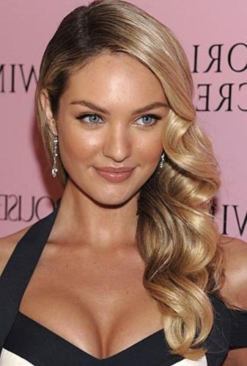 2017 Long Hairstyles Formal Occasions Intended For Best 25+ Special Occasion Hairstyles Ideas On Pinterest (View 1 of 20)