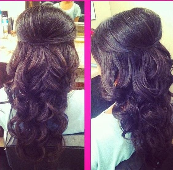2017 Long Hairstyles Formal Occasions With Regard To Best 25+ Special Occasion Hairstyles Ideas On Pinterest (View 4 of 20)