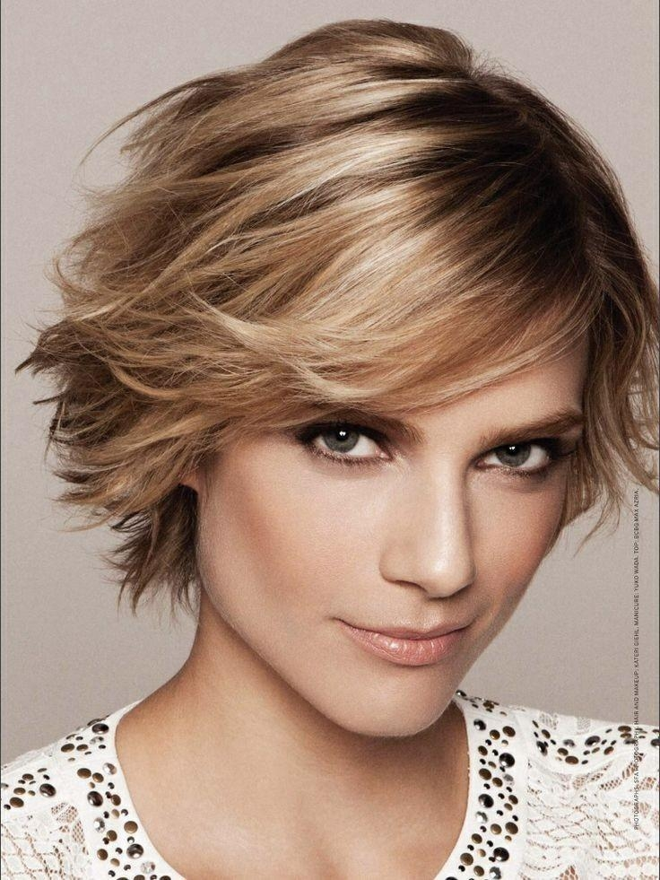 2017 Popular Summer Short Haircuts Intended For Short Hairstyles For Summer (View 15 of 20)