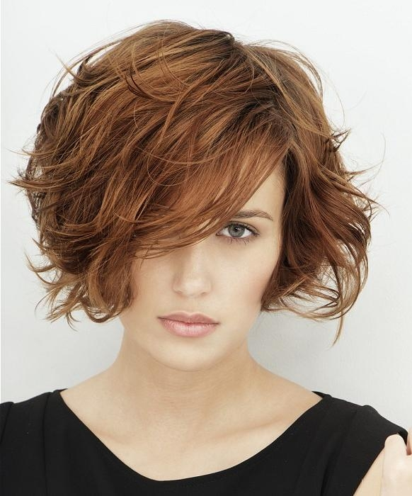 2017 Short Messy Hair Trends – New Hairstyles 2017 For Long, Short In Messy Short Haircuts For Women (View 6 of 20)