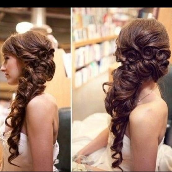 2018 Long Ball Hairstyles In 10 Most Beautiful Prom Hairstyles For Long Hair  (View 2 of 20)