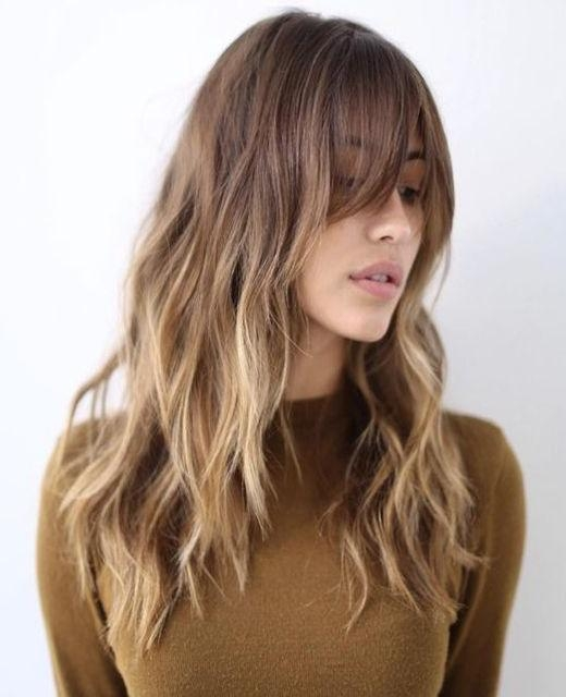2018 Long Haircuts For Long Faces With Best 25+ Oblong Face Hairstyles Ideas On Pinterest | Oblong Face (View 5 of 15)