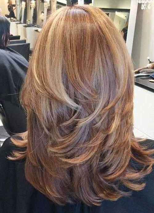2018 Long Haircuts Styles With Layers With Regard To 25+ Unique Long Layered Haircuts Ideas On Pinterest | Long Layered (View 1 of 15)