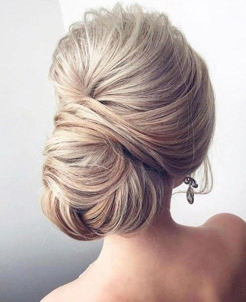 2018 Long Hairstyles For A Ball With Best 25+ Wedding Hair Bangs Ideas On Pinterest | Bridal Hair With (View 3 of 20)