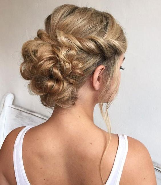 2018 Long Hairstyles Formal Occasions Pertaining To Elegant Hairstyles For You To Outshine During Special Occasion (View 6 of 20)