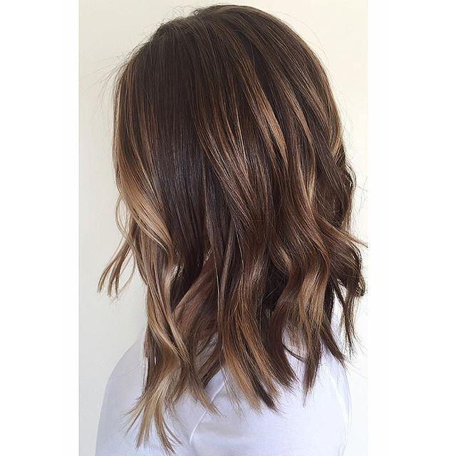 2018 Textured Long Haircuts With Regard To 25+ Trending Textured Long Bob Ideas On Pinterest | Long Bob With (View 4 of 15)