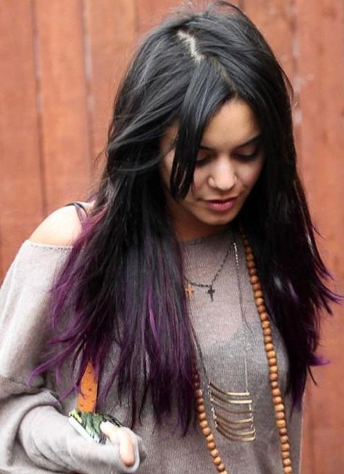 2018 Vanessa Hudgens Long Hairstyles With 10+ Vanessa Hudgens Hairstyles – Popular Haircuts (View 4 of 20)