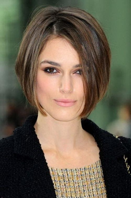 21 Best Hairstyles For Heart Shaped Faces Images On Pinterest With Short Hairstyles For Heart Shaped Faces (View 6 of 20)