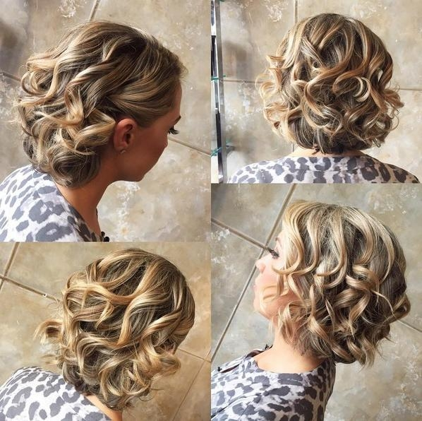 21 Gorgeous Homecoming Hairstyles For All Hair Lengths – Popular With Homecoming Short Hairstyles (View 3 of 20)