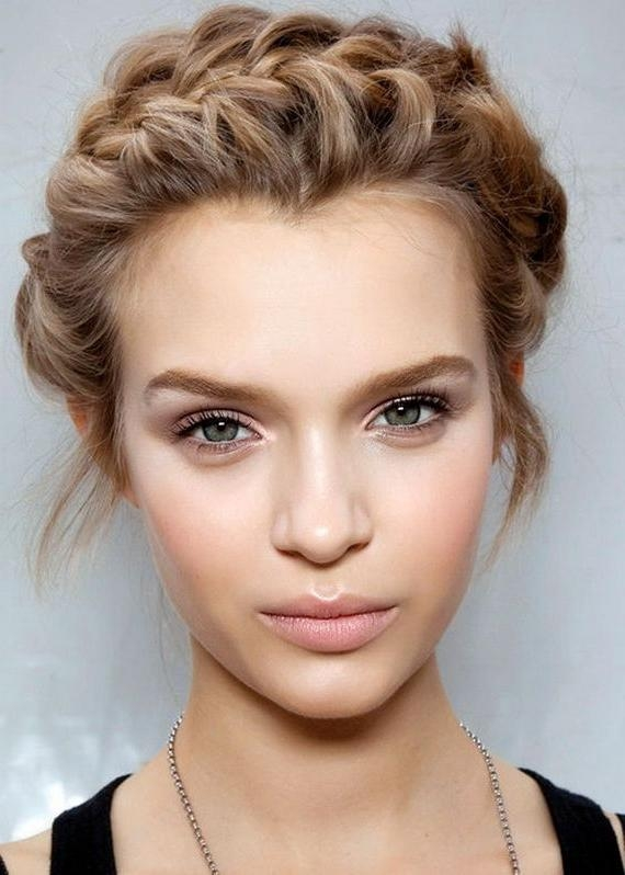 21 Most Glamorous Prom Hairstyles To Enhance Your Beauty – Hottest Pertaining To Prom Short Hairstyles (View 17 of 20)