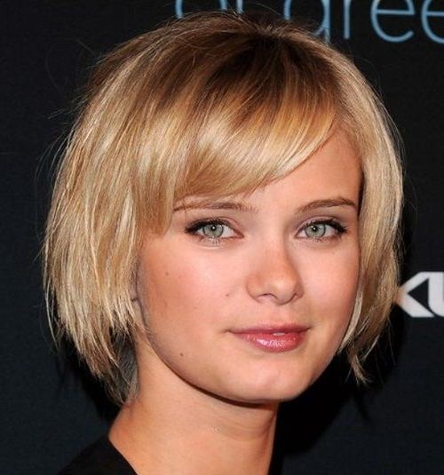 213 Best Kvadratno Lice – Square Face Images On Pinterest Throughout Short Haircuts For A Square Face Shape (View 3 of 20)