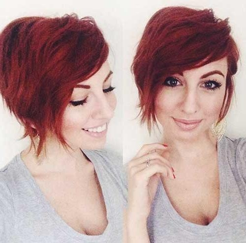 22 Asymmetrical Short Haircuts | Short Hairstyles 2016 – 2017 For Edgy Asymmetrical Short Haircuts (View 2 of 20)