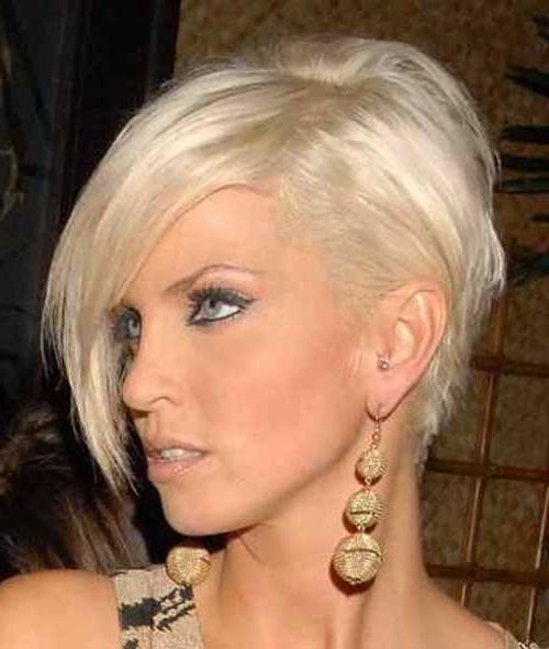 22 Asymmetrical Short Haircuts | Short Hairstyles 2016 – 2017 Inside Asymmetrical Short Haircuts For Women (View 5 of 20)