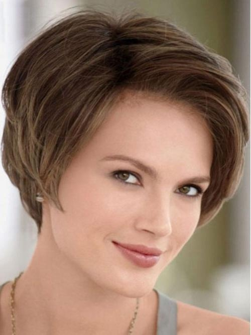 22 Trendy Short Hairstyles For Women Over 40 – Cool & Trendy Short Inside Stylish Short Haircuts For Women Over  (View 10 of 20)