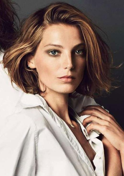 23 Popular Short Hairstyles For Women – Facehairstylist Pertaining To Classic Short Hairstyles (View 16 of 20)