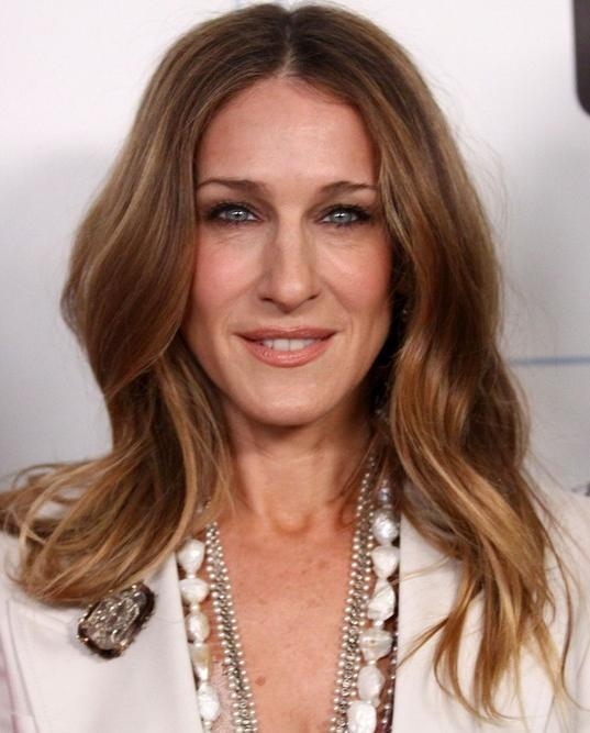 23 Sarah Jessica Parker Hairstyles Celebrity Sarah Jessica With Sarah Jessica Parker Short Hairstyles (View 1 of 20)