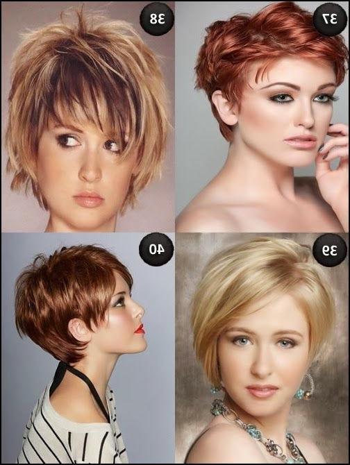 24 Best •for Your Face Shape• Images On Pinterest | Beauty Tips Regarding Short Haircuts For Different Face Shapes (View 3 of 20)