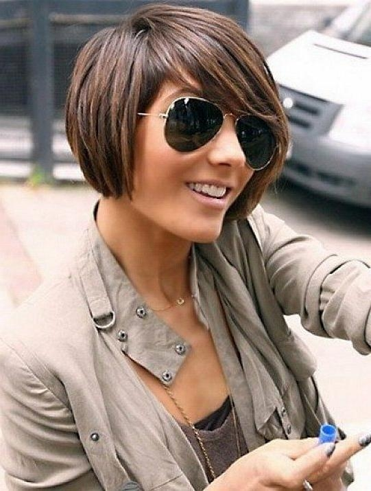 240 Best ☆ Beauty – Hair (Short) ☆ Images On Pinterest Pertaining To Short Hairstyles For Women With Glasses (View 8 of 20)