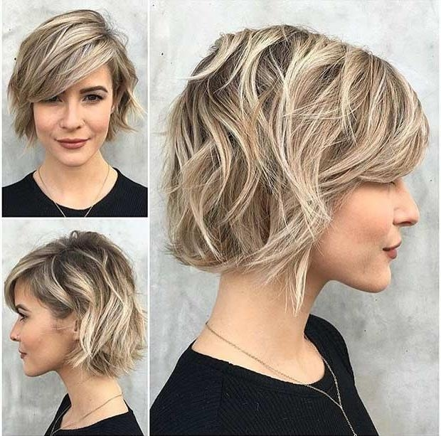 25+ Beautiful Ash Blonde Bob Ideas On Pinterest | Ash Blonde Inside Ash Blonde Short Hairstyles (View 4 of 20)