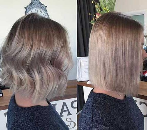 25+ Beautiful Ash Blonde Bob Ideas On Pinterest | Ash Blonde Intended For Ash Blonde Short Hairstyles (View 6 of 20)