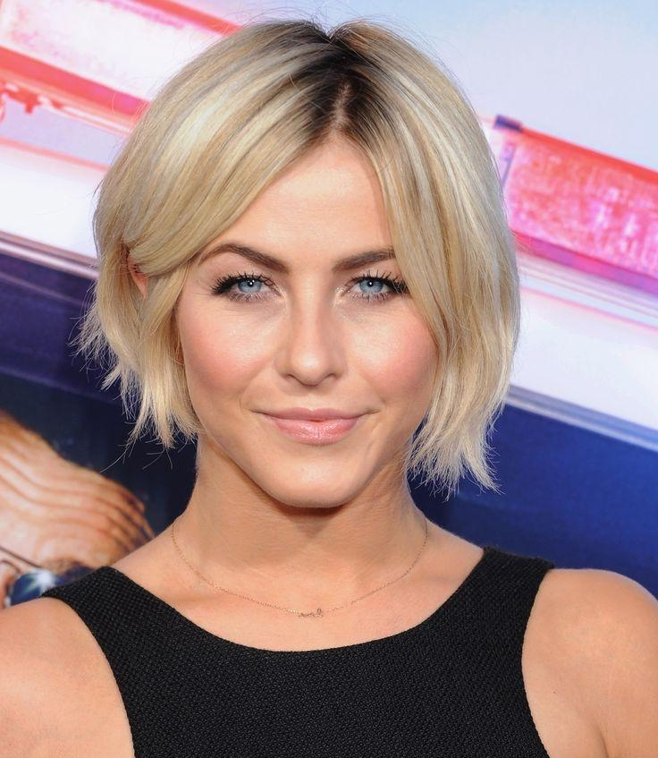 Photo Gallery Of Julianne Hough Short Hairstyles Viewing 2 Of 20